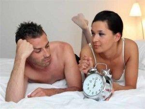como ayudar a un hombre con eyaculación precoz